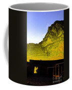 Incan Ruins Sacred Valley Peru Coffee Mug