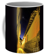 Incan Street Cusco Peru Coffee Mug