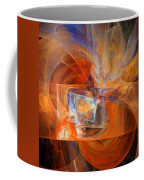 Incendiary Ammunition Abstract Coffee Mug