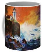 Incoming Squall Coffee Mug