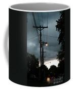 Incoming Storms Coffee Mug