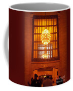 Incredible Art Nouveau Antique Grand Central Station - New York Coffee Mug