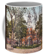 Independence Hall 1900 Coffee Mug