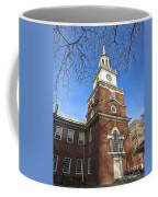 Independence Hall Bell Tower Coffee Mug by Olivier Le Queinec