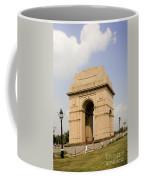 India Gate, New Delhi, India Coffee Mug