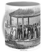 India Train Station, 1854 Coffee Mug