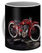 Indian 8-valve Racer Coffee Mug