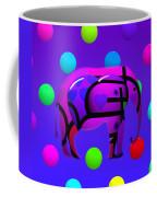 Indian Blue Coffee Mug