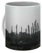 Indian Bull Cart Coffee Mug
