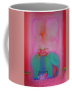 Indian Elephant Coffee Mug