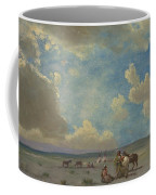 Indian Encampment Coffee Mug