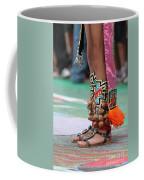 Indian Feet Coffee Mug