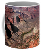 Indian Gardens In The Grand Canyon Coffee Mug