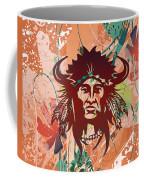 Indian Head Series 02 Coffee Mug