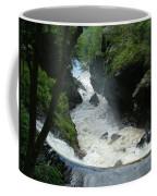 Indian Leap Overhead Coffee Mug