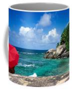 Indian Ocean Moyenne Island Seychelles Coffee Mug