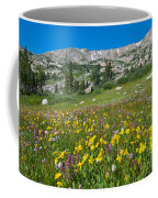 Indian Peaks Wildflower Meadow Coffee Mug