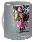 Indian Princess Dancer Coffee Mug
