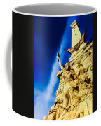 Indiana Civil War Monument Coffee Mug