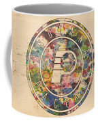 Indiana Pacers Logo Vintage Coffee Mug
