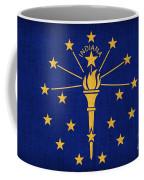 Indiana State Flag Coffee Mug