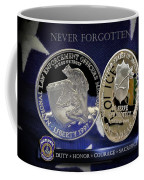 Indianapolis Metro Police Memorial Coffee Mug