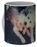 Indie And Cea Mother Son  Coffee Mug