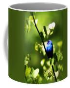 Indigo Bunting - Img_459-002 Coffee Mug