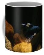 Indigo Scales Coffee Mug
