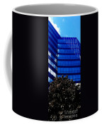 Indigo Tower Coffee Mug
