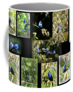 Indigos-collages 6-009 Coffee Mug
