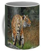 Indo-chinese Tiger Coffee Mug