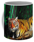 Indochinese Tiger Coffee Mug