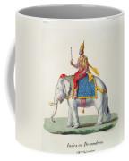 Indra Or Devendra, From Linde Coffee Mug
