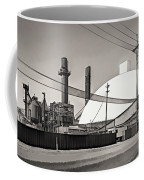 Industrial Art 2 Sepia Coffee Mug