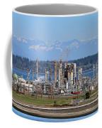 Industrial Refinery Coffee Mug