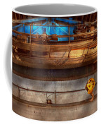 Industrial - The Gantry Crane Coffee Mug