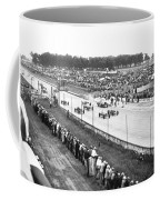 Indy 500 Auto Race Coffee Mug