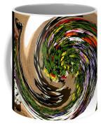 Infinity Flower Spiral 1 Coffee Mug