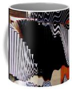 Infinity Kiss Horizontal 2 Coffee Mug
