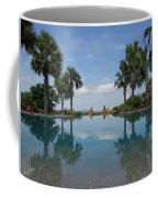 Infinity Pool Of Aureum Palace Hotel Coffee Mug