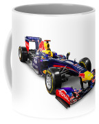 Infinity Red Bull Rb9 Formula 1 Race Car Coffee Mug