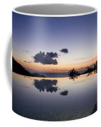 Infinity Reflection Pool Coffee Mug