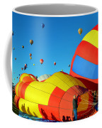 Inflating Coffee Mug