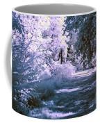Infrared Morning Coffee Mug
