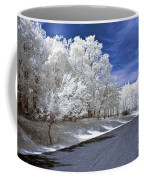 Infrared Road Coffee Mug