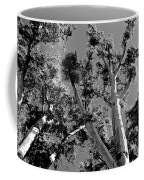 Infrared Tree Coffee Mug