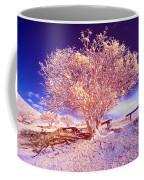 Infrared Tree Coffee Mug