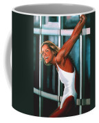 Inge De Bruin 2 Coffee Mug by Paul Meijering
