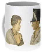 Inhabitants Of New Zealand, 1826 Coffee Mug